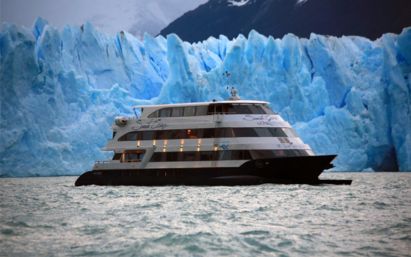 50% Off Patagonian Cruises For One Companion