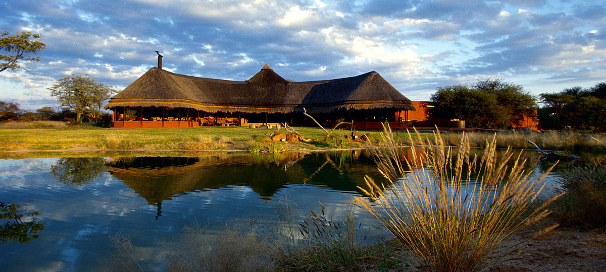 Okonjima Bush Lodge