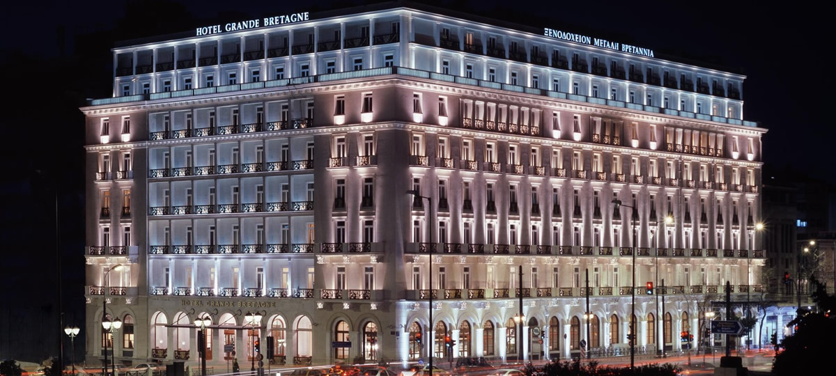 Hotel Grande Bretagne Athens, a Luxury Collection Hotel, Athens