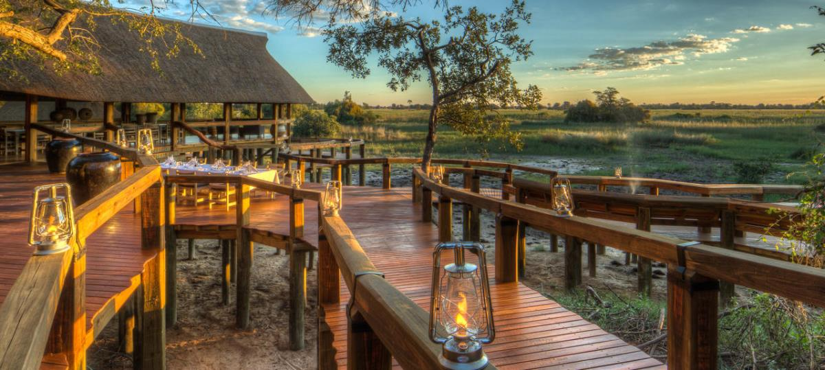 Best Of Botswana and Victoria Falls