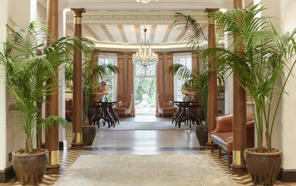 4 Nights at Belmond Mount Nelson