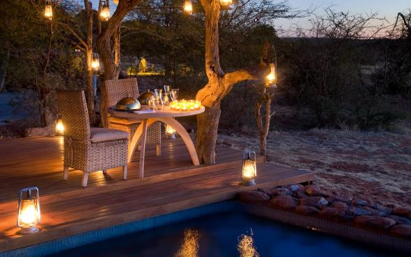 Tswalu Motse - Luxury 4 Night Family