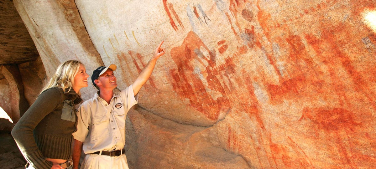 Day Tour - Tsodilo Hills Rock Paintings
