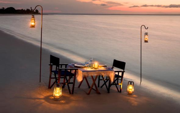 andBeyond Mozambique - Honeymoon Special